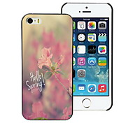 Hello Spring Design Hard Case for iPhone 4/4S