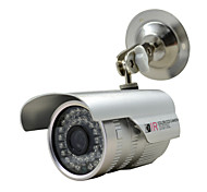 "1/3"" CMOS 1000TVL Security CCTV Camera Waterproof Outdoor Home ICR Night Vision 36 Led IR Camera W130-10"