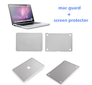 """top scheggia di vendita completo del corpo di guardia adesivo mac e hd protezione dello schermo per MacBook Pro 15.4 """""""