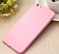 Candy Color High Quality TPU Material Phone Case for iPhone 6/6S(Assorted Colors)
