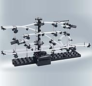 roller coaster orbite jouet de fantaisie orbite multicouche électrique de fantaisie à tenir toy