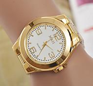 Men's Watches Swiss Quartz Watch Fashion Light Alloy Steel Watch