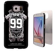 hova ontwerp aluminium koffer voor Samsung Galaxy s6