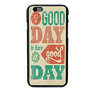 It's A Good Day Design Hard Case for iPhone 6 Plus