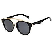 Senlan Men's  Women's Browline Shape Sunglasses 925