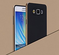 Protective Metal Bumper Frame with Back Cover for Samsung Galaxy A5