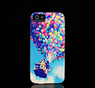 Balloon Pattern Cover for iPhone 4 Case / iPhone 4 S Case