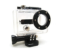Gopro Accessories Protective Case / Waterproof Housing For Gopro Hero 1 / Gopro Hero 2 Waterproof Other / ABS