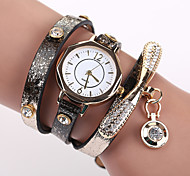 New design women  leather strap watches,set bracelet women dress watches,women wristwatches