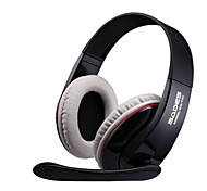 Surround Gaming Headset cuffia audio cuffia con auriculares desktop pc mic