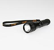 Torce LED (Impugnatura antiscivolo) - LED 1 Modo >18 Lumens 18650 Altro Batteria - Uso quotidiano Altro
