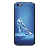 Glass Slippers Design Hard Case for iPhone 6 Plus
