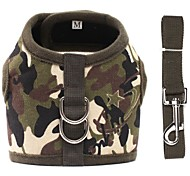 Newest Design Pet Harness With Matching Leash