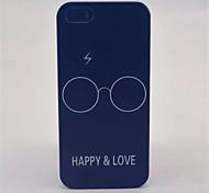 lunettes étui modèle de pc pour iphone 5 / 5s