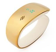 chiamate Y02 indossabili intelligente wristband braccialetto vivavoce / controllo del messaggio / monitor sleep / per ios / smartphone