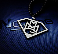 Grenade Diamond Hiphop Necklace