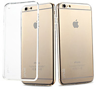 For Apple Iphone6 Plus 5.5 Inches Cases Following Transparent Shell Crystal Sets Of Soft Sets Of Lottery