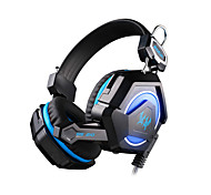 GS210 Head-Mounted Stereo Headset Computer Headset Computer Game