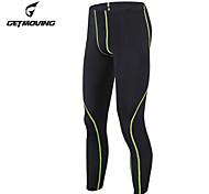 Corsa Tuta da ginnastica / Leggings / Pantalone/Sovrapantaloni / Completo di compressione / Pantaloni Per uomo
