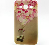 Balloon Pattern TPU Material Soft Phone Case for Samsung G355H G530 G357F G360 G386F G850F G3500