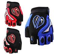 GP Motorcycle/Motocross/Racing Gloves Short Finger Summer for Women And Men  M/L/XL Red/Black/Blue
