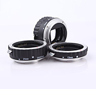 Metal Mount Auto Focus Macro Extension Tube Ring AF for Camera Canon EOS Lens