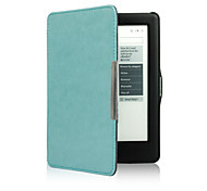 Shy Bear™ Leather Cover Case for New 2015 Kobo Glo HD Ebook Reader
