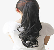 Japan And South Korea Explosion Models of High-Quality High-Temperature Wire Black Ponytail