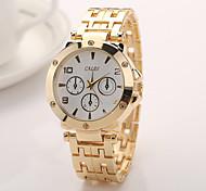 2015  Luxury design geneva watch elegant hot sale stainless steel strap watch double row rhinestone watches women watch
