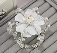 China Style Wedding Bride Crown Jewelry White Crystal Tiaras Wedding/Party 1pc