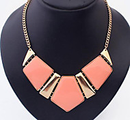 Cusa  Irregular Shape Necklace