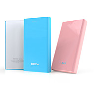 DOCA D605 6500mAh Mobile Power Suitable for all kinds of mobile phone (Assorted Color)