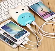 GRAZE CATTLE Mobile 9000mAh Power Bank Suitable for All Kinds of Mobile Phone