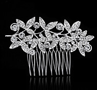 New Fashion China Style Wedding Bride Jewelry Crystal Hair Combs Wedding 1pc 2015 Hot Sale