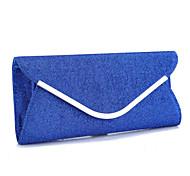 Handbag Silk Evening Handbags/Mini-Bags With Crystal/ Rhinestone