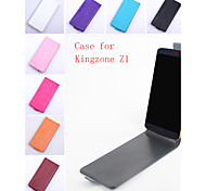 Flip Leather Magnetic Protective Case For Kingzone Z1(Assorted Colors)