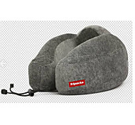 Memory Foam Soft U-shaped Neck Rest Travel Pillow