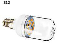 E14 / G9 / GU10 / E12 / B22 / E26/E27 1.5 W 12 SMD 5730 90-120 LM Warm White / Cool White Spot Lights AC 220-240 V