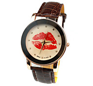 Women's  Watch Z With Multi-Color Lipstick Creative Gift Watch