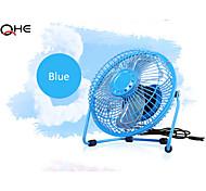 melhor portátil ventilador de 4 polegadas com usb stronge vento, silenciando usb mini ventilador flexiable para laptop