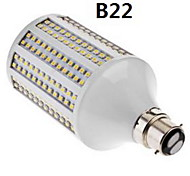 e14 / b22 8w 348x3528smd 540-570lm 3000-3500K lumière blanche chaude conduit ampoule de maïs (85-265V)