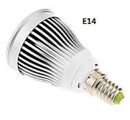 7W E14 / GU10 / E26/E27 LED Spotlight 1 COB 600-630 lm Warm White / Cool White AC 85-265 V