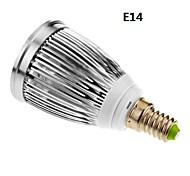 Focos E14 / E26/E27 7 W 1 COB 600-630 LM Blanco Fresco AC 85-265 V