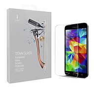 GODOSMITH Brand Original Premium Tempered Glass Screen Protector for Samsung Galaxy S5  I9600