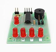 waterpeil controller module - groen + zwart