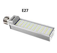 G24 / E26/E27 10 W 50 SMD 2835 1250 LM Cool White T Corn Bulbs AC 85-265 V