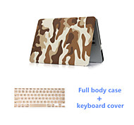 Full Body Case with TPU Keyboard Cover for Macbook Air 13.3 ""
