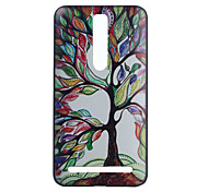 For Asus Case Pattern Case Back Cover Case Tree Hard PC ASUS