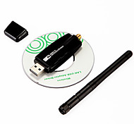 KKMOON 300Mbps USB Wireless Adapter WiFi Network Lan Card