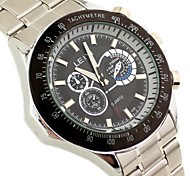 Men's Dress Watch Japanese Quartz Stainless Steel Wrist watch